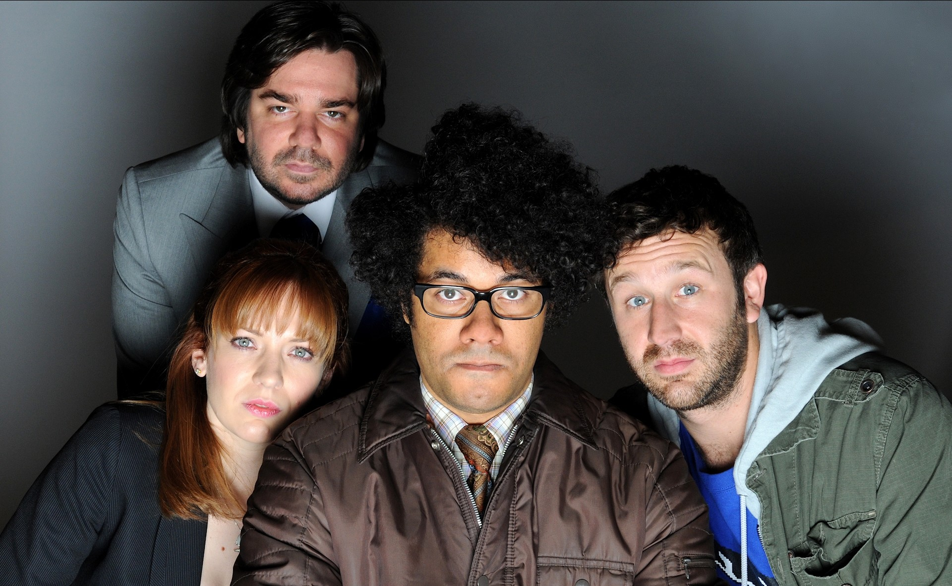 Séries para Leigos: The IT Crowd