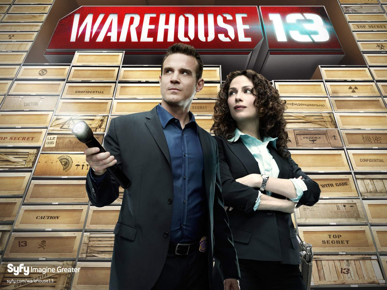 Warehouse 13 está de volta! E com MUITAS participações!