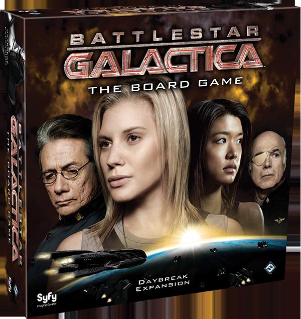 Preparem-se para uma nova expansão do jogo de Battlestar Galactica!