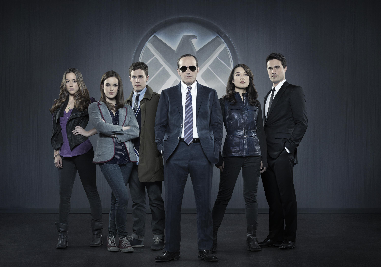 Agents of SHIELD chega em Setembro!