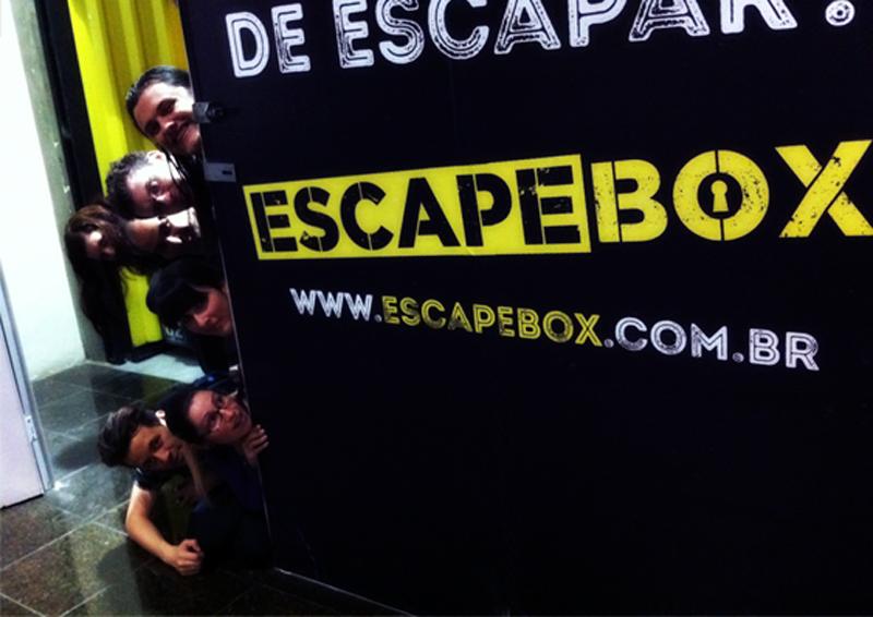 Escape Box, a caixa de mistérios