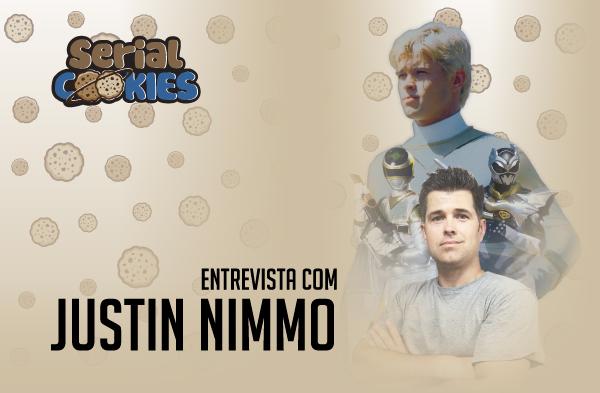 Entrevista: Justin Nimmo, o Ranger Prata de Power Rangers in Space