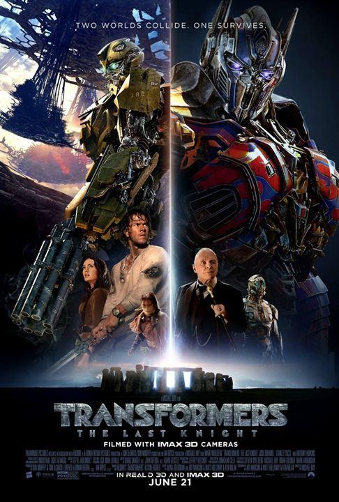 [Crítica] Transformers: O Último Cavaleiro
