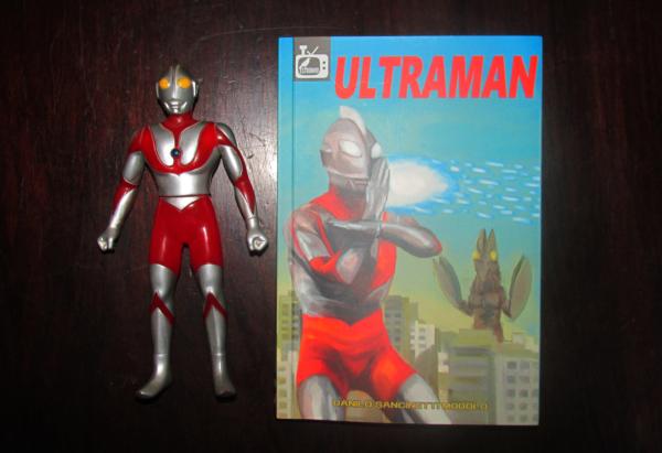 Resenha: Ultraman (livro)