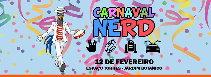 Carnaval Nerd – Shinobi Spirit 12/2/18