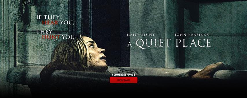 Crítica: Um Lugar Silencioso