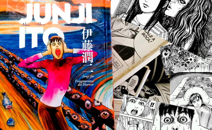 Review: Junji Ito – Fragmentos do Horror