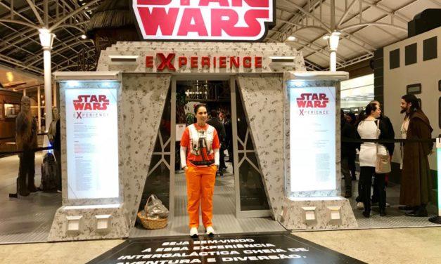Conheça o Star Wars Experience no Shopping Estação