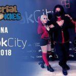 Cobertura Geek City 2018