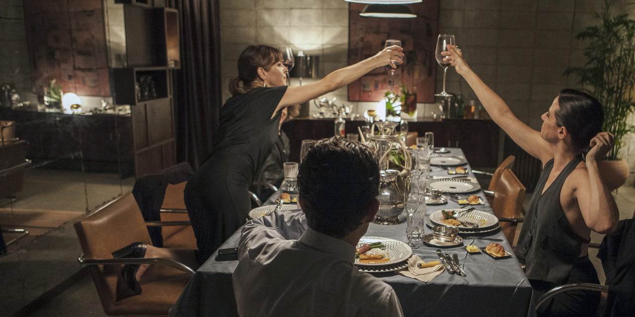 Crítica: O Banquete – O ego mascarado de amor