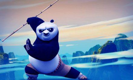 Kung Fu Panda: A ansiedade como uma luta conjunta