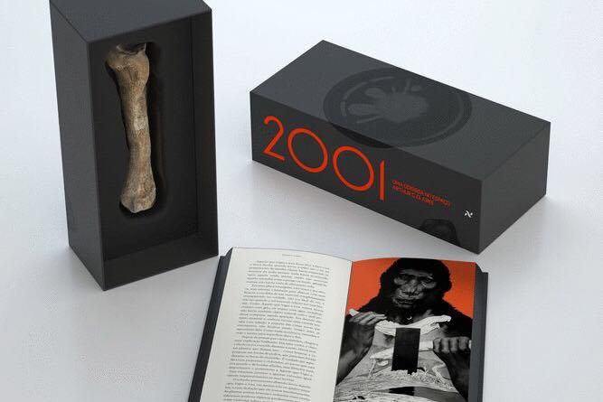 Aleph quer fazer edição histórica de 2001: Uma Odisséia no Espaço