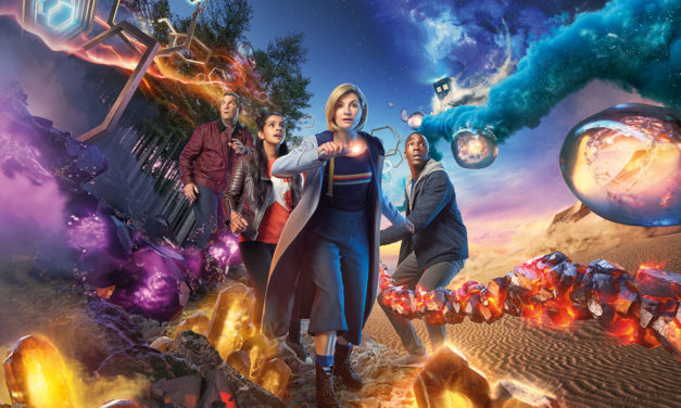 Review: The Woman Who Fell To Earth (Doctor Who S11E01)