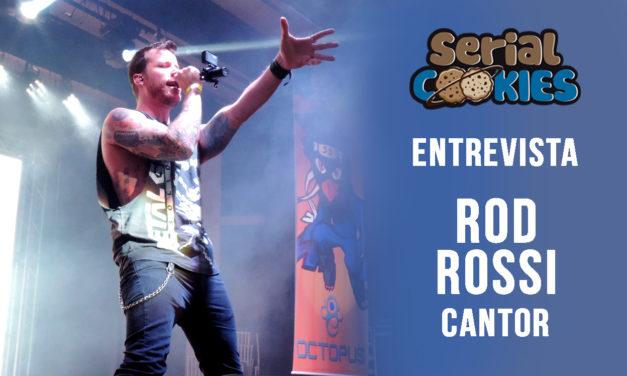 Entrevistamos o Rod Rossi – Cantor de Dragon Ball e Cavaleiros do Zodíaco