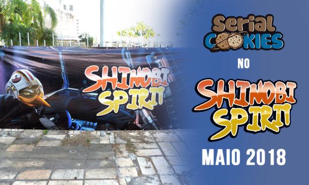 Cobertura Shinobi Spirit 2018 + Entrevistas com as atrações