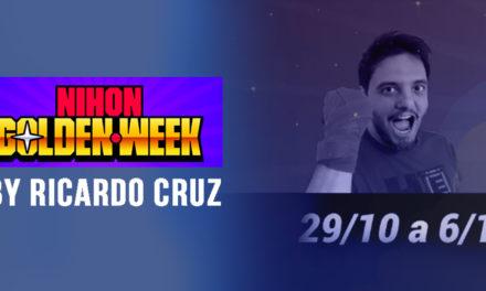 Conheça o Ricardo Cruz e a NihonGOLDEN WEEK!