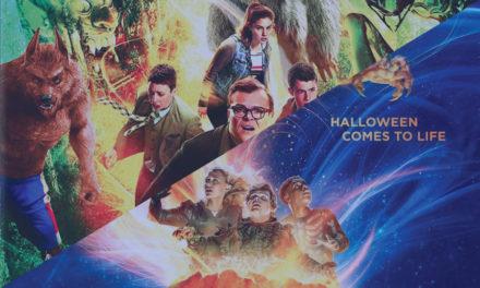 Crítica – Goosebumps: Monstros e Arrepios + Goosebumps 2: Halloween Assombrado