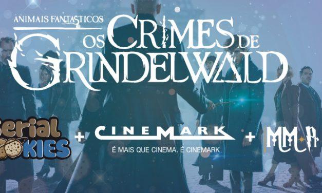 Cinemark Realiza Pré Estréia Especial de Animais Fantásticos – Os Crimes de Grindelwald