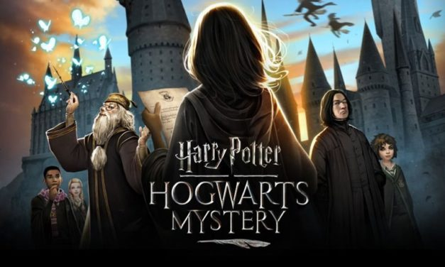 Serial Games: Harry Potter: Hogwarts Mystery