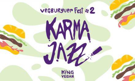 King Vegan promove evento cultural em Curitiba