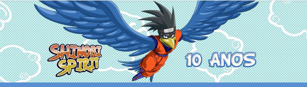 Shinobi Spirit: 10 anos!