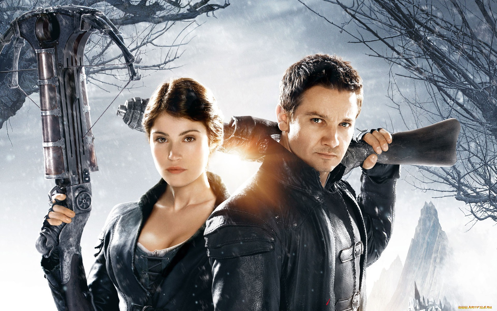 João e Maria: Caçadores de Bruxas (2013)