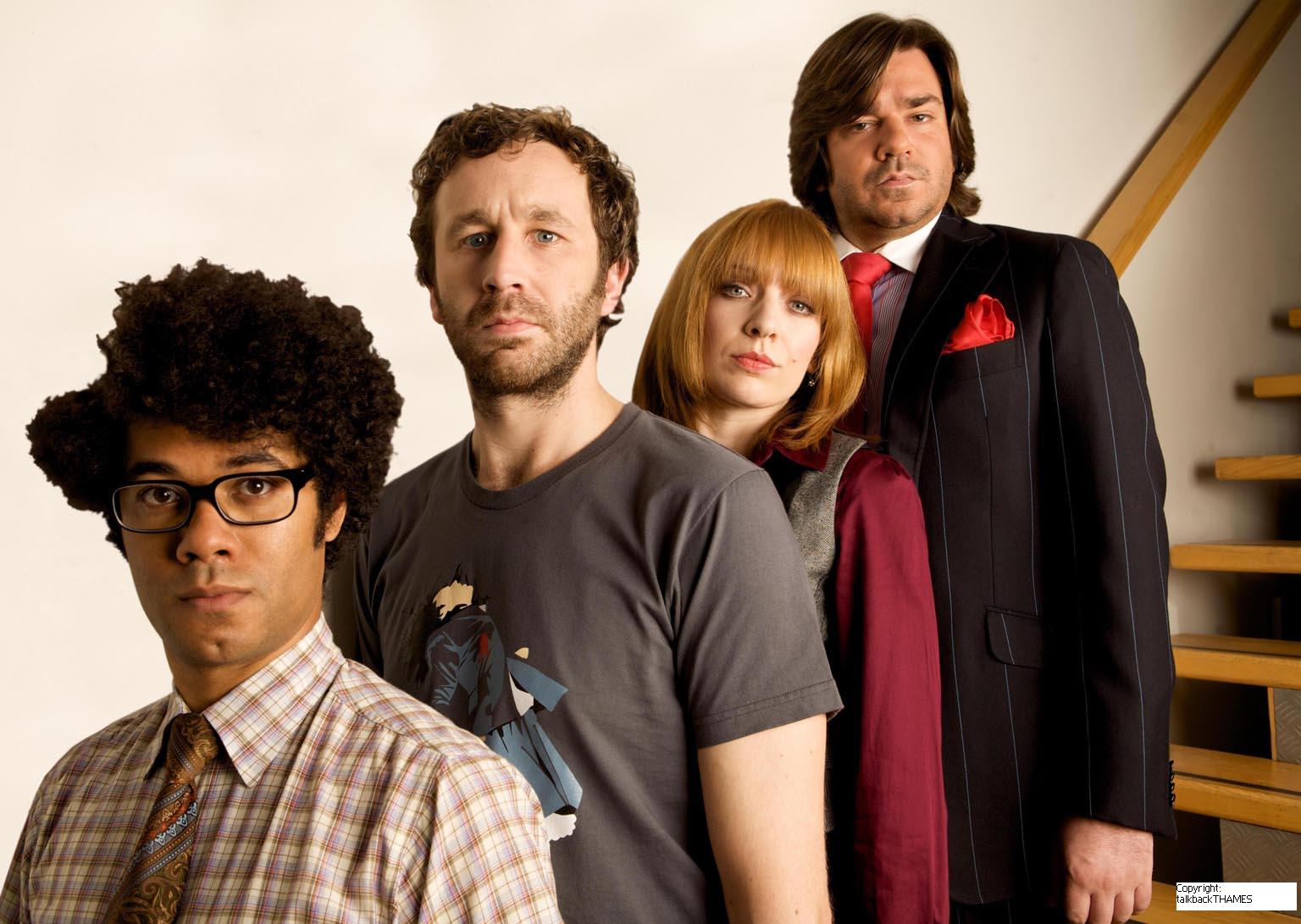 The IT Crowd volta com um último episódio
