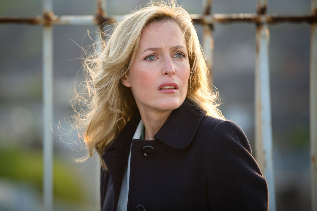 The Fall: Assista ao trailer com Gillian Anderson