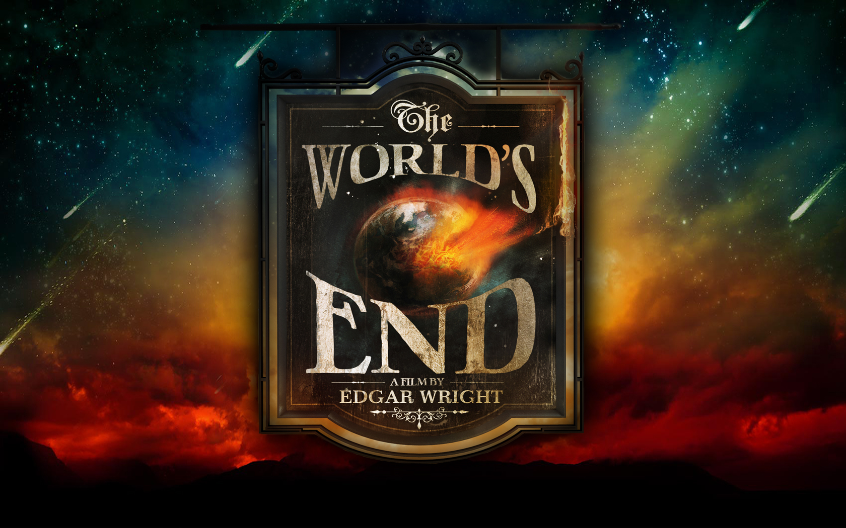 Veja o 1º trailer de The World's End