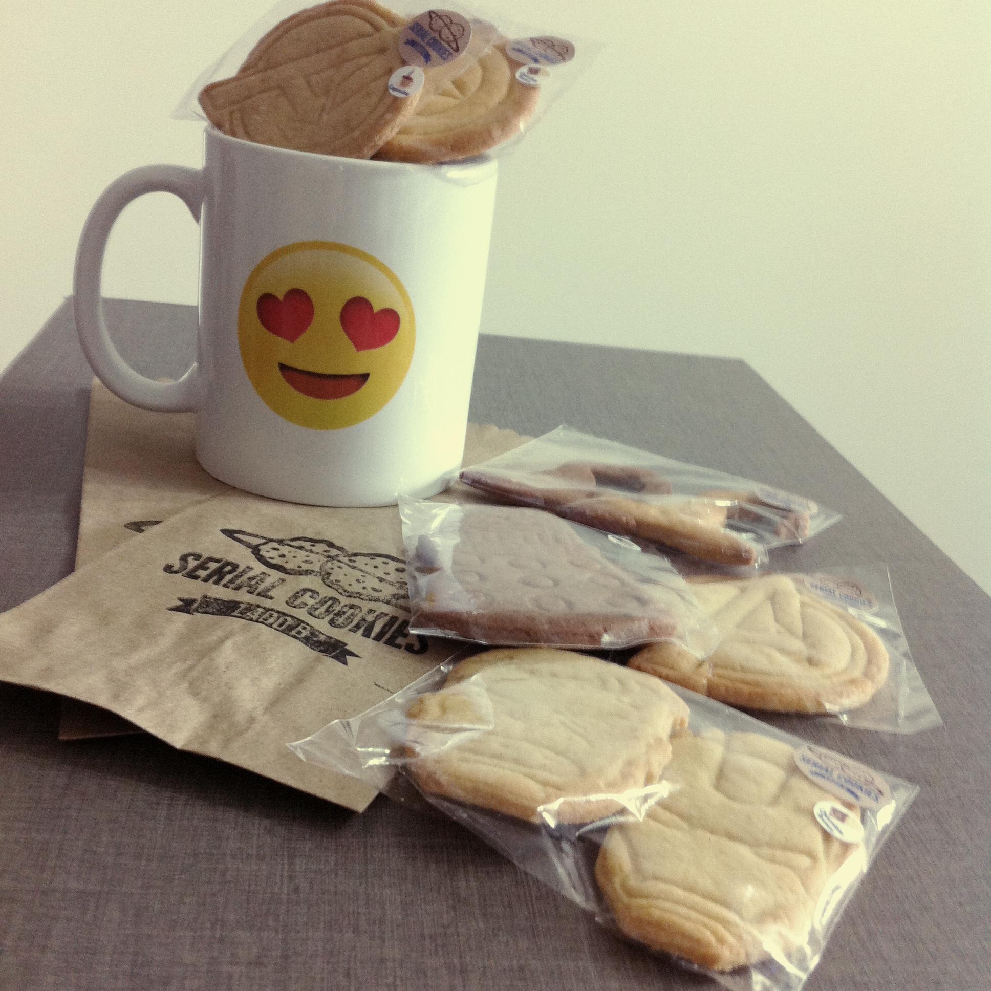 Nova forminha Serial Cookies Lado B