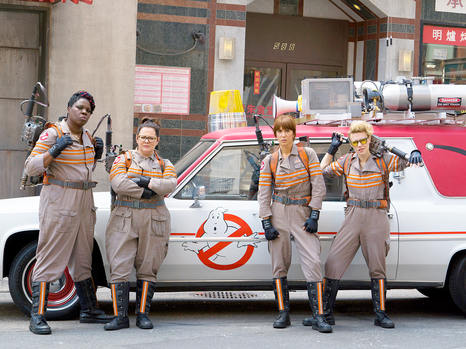 Confira o trailer do novo Ghostbusters!