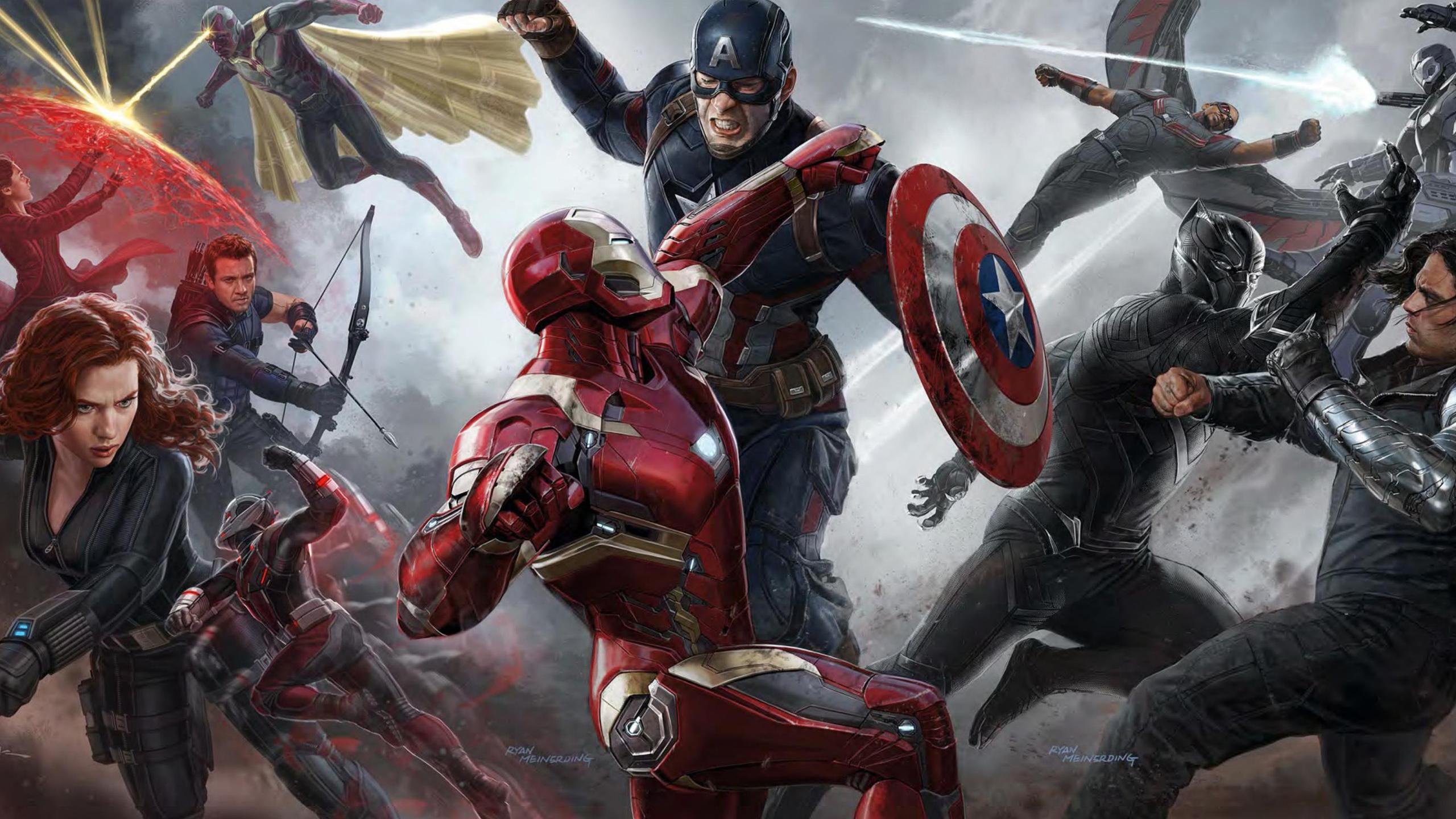 [Crítica] – Capitão América: Guerra Civil