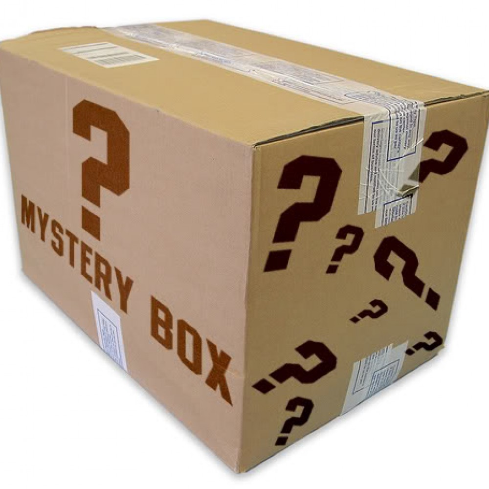 Nerdloot e as Mystery Box