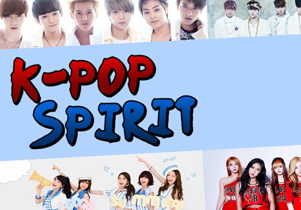 Festival Coreano em Curitiba: K-Pop Spirit dia 12/3/17