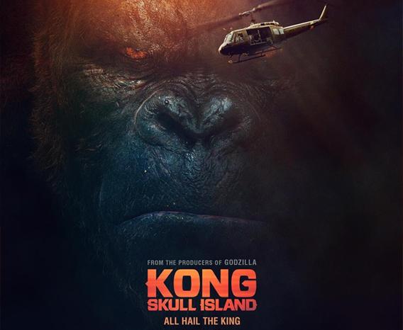 [Crítica] Kong: A Ilha da Caveira