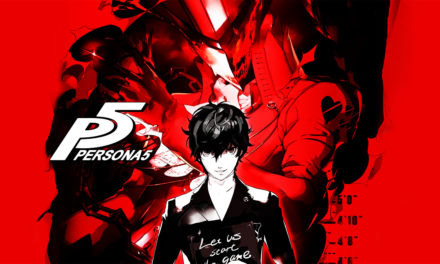 Serial Games III Edição: Persona 5