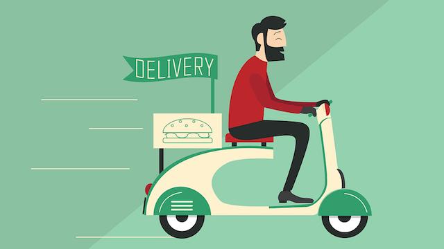 SpoonRocket e UberEATS: Masterizando a arte do Delivery