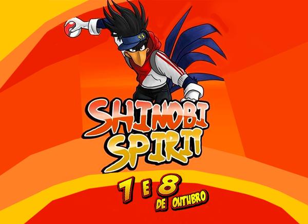 20º Edição do Shinobi Spirit – 7 & 8 de Outubro 2017