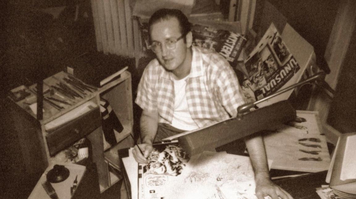 Morre Steve Ditko, co-criador do Homem-Aranha