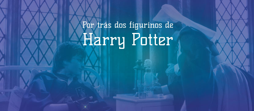 Dentre sweaters e cachecóis: Por trás dos figurinos de Harry Potter