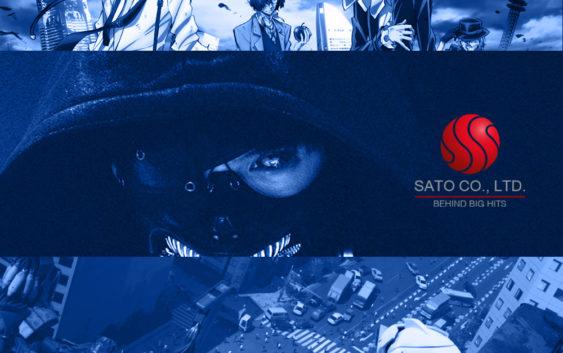 Bungo Stray Dogs, Tokyo Ghoul e BraveStorm nos cinemas pela Sato Company