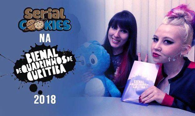 Cobertura Bienal de Quadrinhos de Curitiba 2018