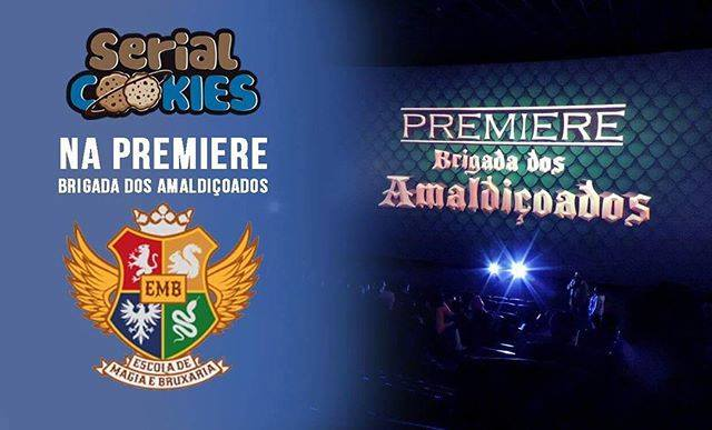 Tour por São Paulo + Premiere Brigada dos Amaldiçoados (EMB)