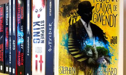 A Pequena Caixa de Gwendy: Curta o Halloween com o novo livro de Stephen King