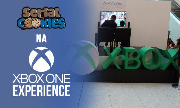 Primeiro Xbox Experience da Microsoft no Brasil