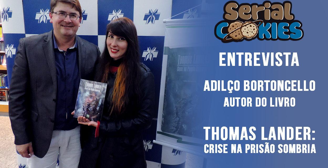 Lançamento do livro Thomas Lander – Crise na Prisão Sombria