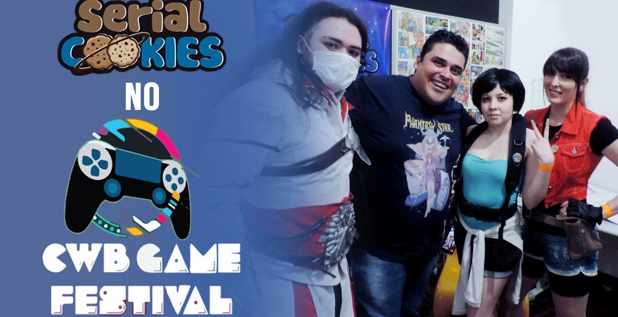 CWB Game Festival + Entrevista com Velberan e Sr Wilson
