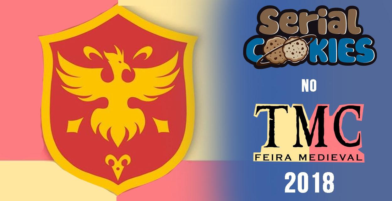 Serial Cookies na Terra Média CWB 2018
