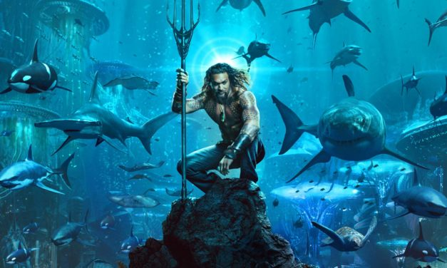 Aquaman e a Unificação dos Mundos