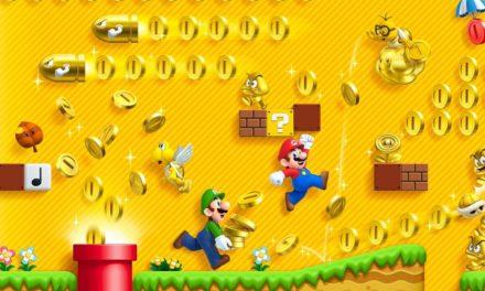 Super Mario Bros e a busca interminável pela felicidade